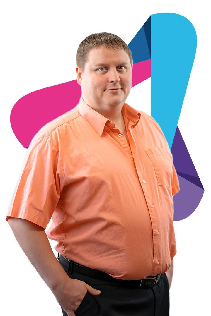 Ing. Petr Voborník, Ph.D. (Web developer)