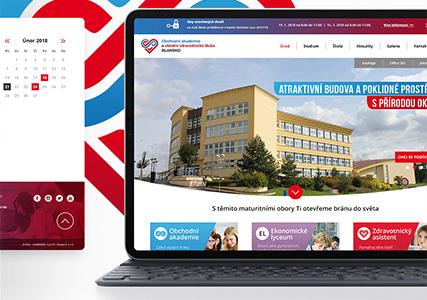Náhled reference Obchodní akademie a Střední zdravotnická škola Blansko